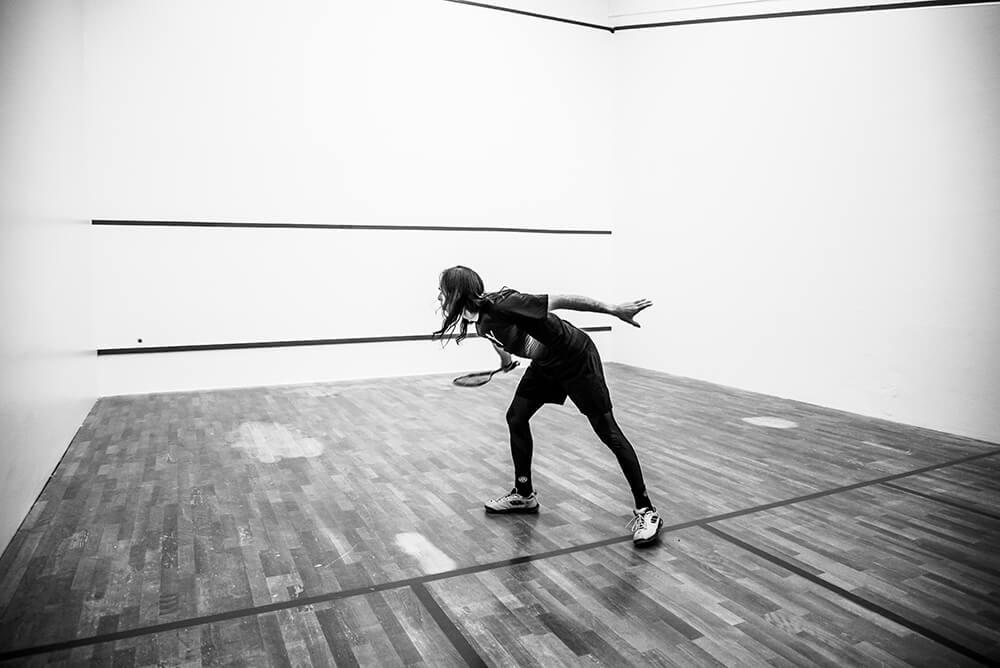 Lesiones en el squash